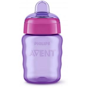 Avent hrnček pre prvé dúšky Klasik 260 ml dievča | Philips AVENT