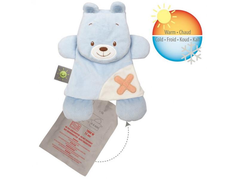 Hračka maznáčik s termoforom Buddiezzz medveď