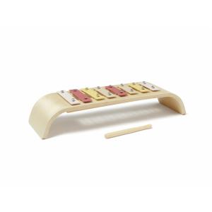 Kids Concept Xylofón drevený Pink