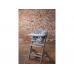 Childhome Sedacia podložka do detskej stoličky Angel Jersey Grey