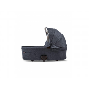 Ocarro vanička Navy Flannel