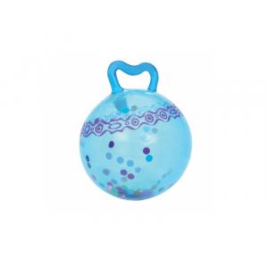 B-Toys Skákajúca lopta Hop n'Glow modrá