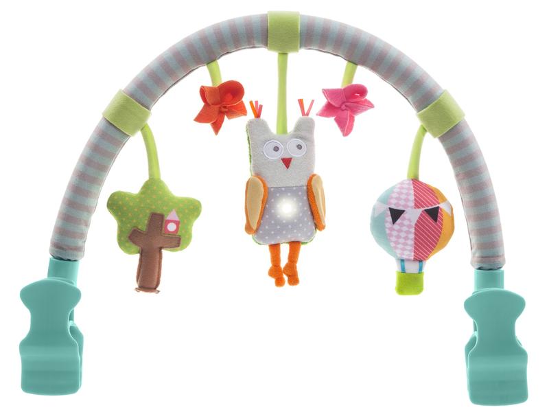 Taf Toys Hudobná hrazda Sova