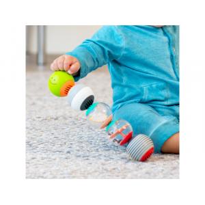 Infantino Húsenica z loptičiek