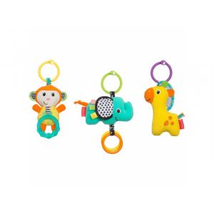 Infantino Závesné zvieratká 3ks
