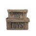 Childhome Slamené koše na hračky 2ks