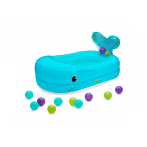 Infantino Nafukovacia vanička Veľryba