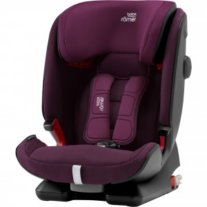 BRITAX RÖMER Advansafix IV R, Burgundy Red