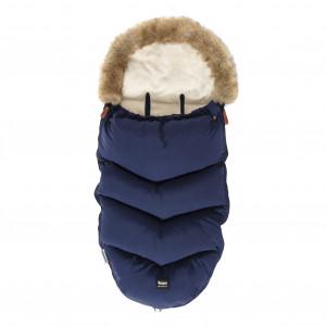 ZOPA Zimný fusak Fluffy, Royal Blue