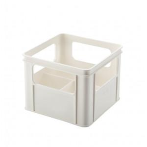 THERMOBABY Box na široké kojenecké fľaše, White