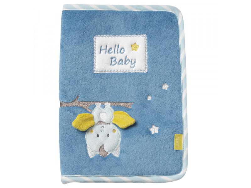 BABY FEHN Little Castle obal na zdravotnú kartu