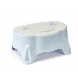THERMOBABY Stupienok k umývadlu a WC Babystep, Baby Blue