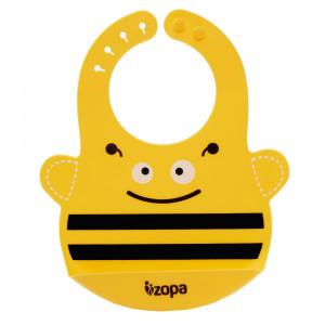 ZOPA Silikónový podbradník, Bee