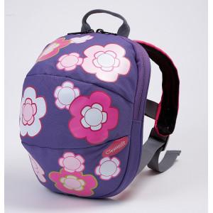 CLIPPASAFE Detský batoh s odnímatelným vodítkom, Flower