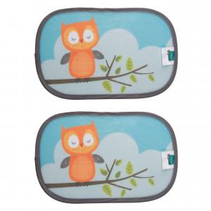 ZOPA Slnečná clona do auta zvieratká, Owl