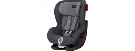 BRITAX RÖMER King II Black, Storm grey