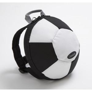 CLIPPASAFE Detský batoh s odnímatelným vodítkom, Football
