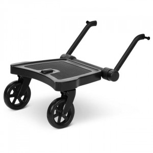 ABC Design Stúpadlo Kiddie Ride On 2 - Black