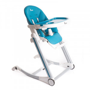 BO Jungle Jedálenská stolička B-HIGH CHAIR Blue