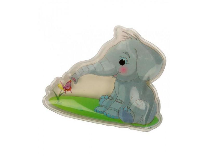 BO Jungle Hot & Cold gélový sáčok Elephant