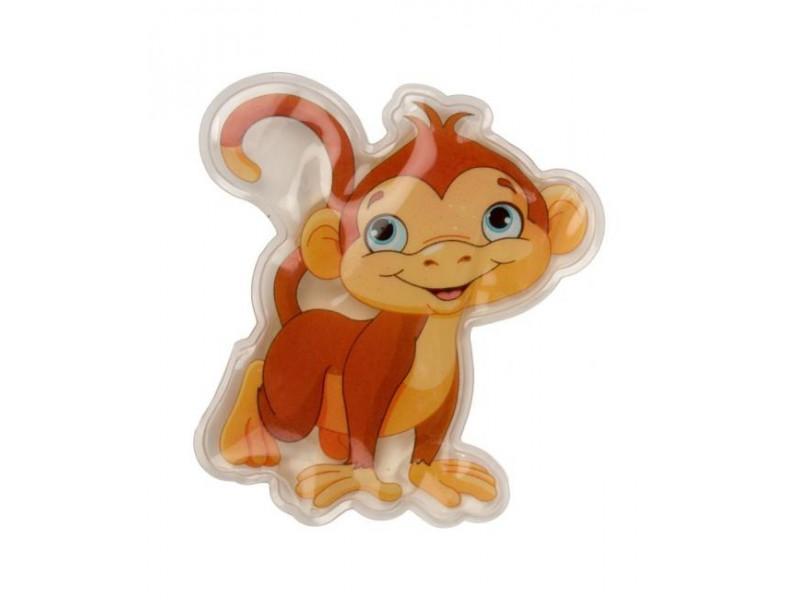 BO Jungle Hot & Cold gélový sáčok Monkey