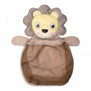 BO Jungle Sieť na hračky do vane LIONS