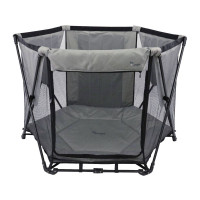 BO Jungle Skladacia ohrádka B-Playard Grey