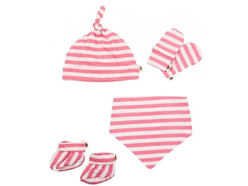 Baby Bites NEWBORN PACK Pink Sailor