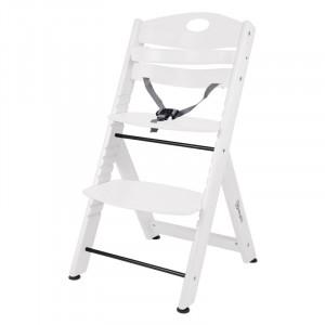 BabyGo jedálenská stolička FAMILY XL White