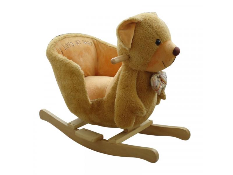 BabyGo Hojdacie zvieratko Medvedík