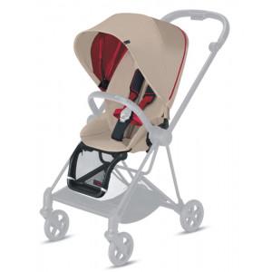 CYBEX MIOS Seat Pack FERRARI Silver Grey 2020