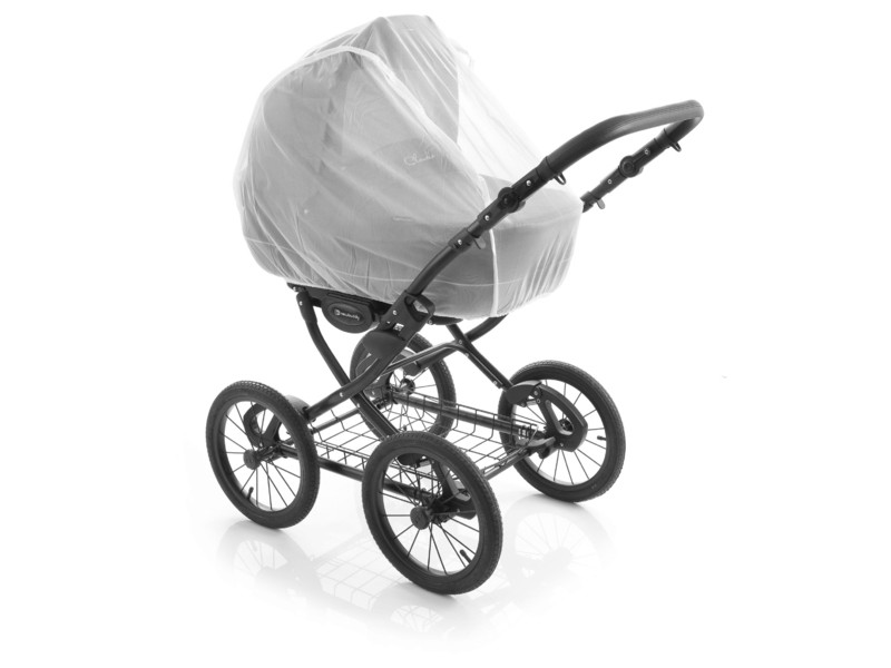 BabyPoint Moskytiera Maxi Universal biela