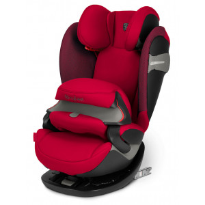 CYBEX PALLAS S-FIX Ferrari Racing Red 2019