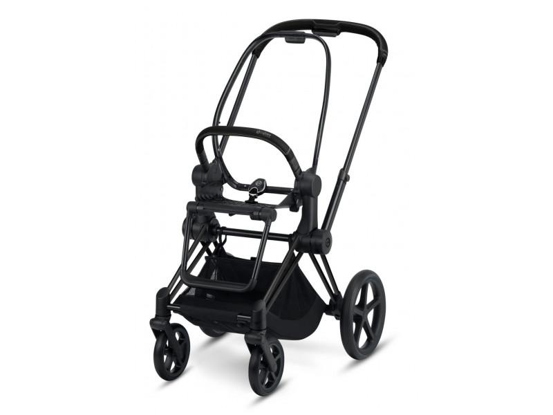 CYBEX PRIAM MATT Black + Seat 2020 Podvozok