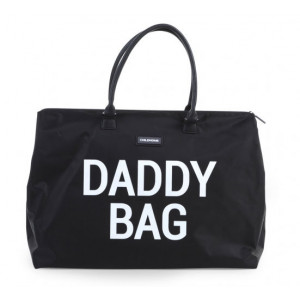 Childhome Prebaľovacia taška Daddy Bag Big Black