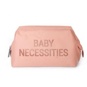 Childhome Toaletná taška Pink Copper