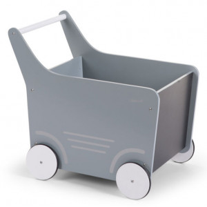 Childhome Kočík drevený Mint