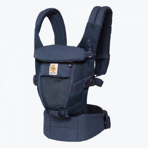 ERGOBABY ADAPT Nosič COOL AIR MESH - Deep Blue
