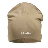 Elodie Details Bavlnená čiapka LOGO Beanies - Warm Sand