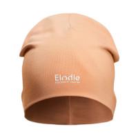 Elodie Details Bavlnená čiapka LOGO Beanies - Amber Apricot