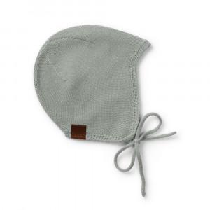 Elodie Details Retro zimná kojenecká čiapka - Mineral Green