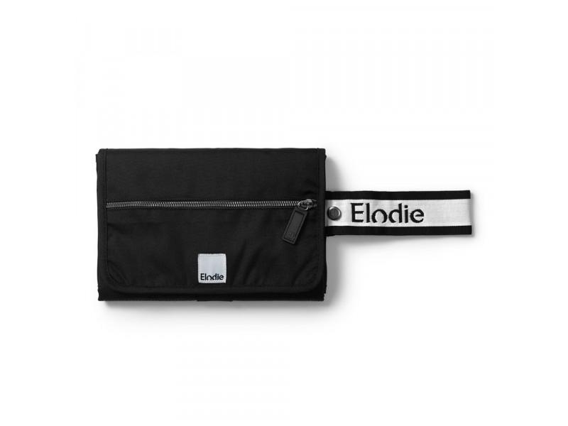 Elodie Details Prenosná prebaľovacia podložka - Off Black