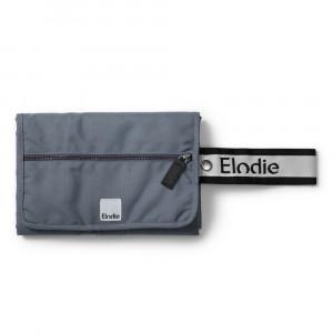 Elodie Details Prenosná prebaľovacia podložka - Tender Blue