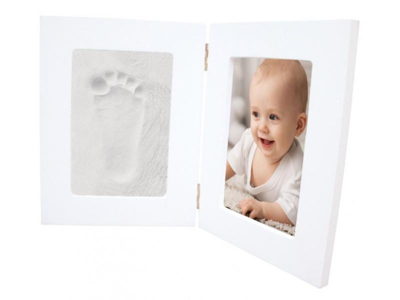 Happy Hands Odliatok Double frame White
