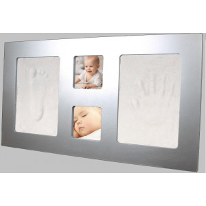 Happy Hands Odliatok Large frame Silver