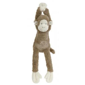 Happy Horse Hudobná Opička Mickey hnedá