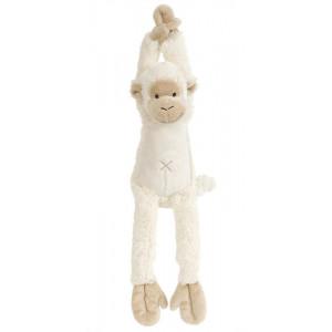 Happy Horse Hudobná Opička Mickey kremová
