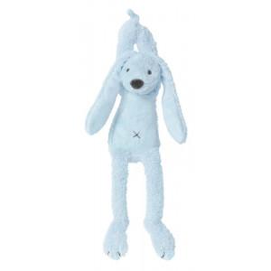 Happy Horse Hudobný Králík Richie modrý