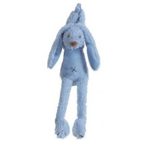 Happy Horse Hudobný Králík Richie tmavo modrý