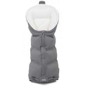 JOIE Fusak Therma Winter Footmuff - Grey Flannel